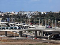 Марокко. Рабат. Elevated road in Rabat, Morocco. Фото Philip Lange - Depositphotos