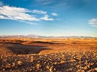 Марокко. Mountain landscape in the north of Africa, Morocco. Фото Larysa Kryvoshapka - Depositphotos