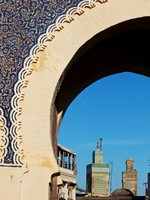 Марокко. Фес. Moroccan decor. Фото Galyna Andrushko - Depositphotos