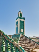 Great mosque of Meknes, Morocco. Фото Anibal Trejo - Depositphotos