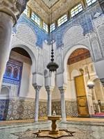 Moulay Ismail Mausoleum at Meknes, Morocco. Фото Anibal Trejo - Depositphotos