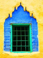 Architectural detail in Meknes, Morocco, Africa. Фото Sorin Rechitan - Depositphotos