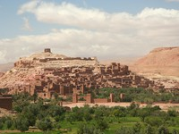 Ancient сasbah Ait Benhaddou in Morocco. Фото kirych - Depositphotos