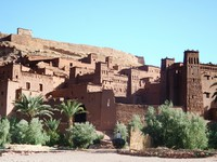 The Kasbah Ait ben haddou in Morocco. Фото nikolpetr - Depositphotos