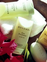 Мексика. Ривьера Майя. Zoetry Paraiso de la Bonita. Bvlgari Bath Amenities