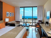 Мексика. Канкун. Paradisus Cancun. deluxe_jr_suite_ocean_view1_bed