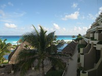 Мексика. Канкун. Paradisus Cancun. Фото Павла Аксенова