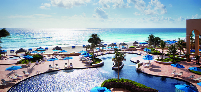 Мексика. Канкун. The Ritz Carlton Cancun