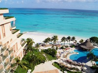 Мексика. Канкун. Fiesta Americana Grand Coral Beach Cancun Resort & Spa. Фото Павла Аксенова