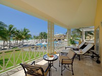 Мексика. Плайя дель Кармен. Royal Hideaway Playacar. Presidential Suite Balcony