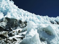 Перу. High glacier in the Cordilleras mountain. Фото Galyna Andrushko - Depositphotos