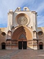 Испания. Каталония. Tarragona Cathedral. Фото Ferenc Ungor - Depositphotos