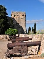 Испания. Каталония. Tarragona city walls. Фото Ferenc Ungor - Depositphotos