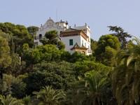 Испания. Барселона. Парк Гуэль (арх. А.Гауди). House museum Gaudi. Фото Vladyslav Danilin - Depositphotos