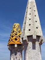 Испания. Барселона. Дворец Гуэль. Palau Guell - Barcelona - Spain. Фото Steve Allen - Depositphotos