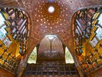 Испания. Барселона. Дворец Гуэль. The Palau Guell. Фото Luciano Mortula - Depositphotos