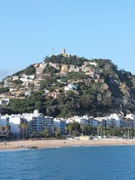 Испания. Коста Брава. Бланес. Blanes (Gateway to the Costa Brava). Фото Pau Delaco - Depositphotos