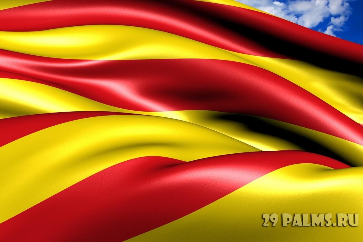 Флаги Барселоны  Футбольный интернетмагазин форма