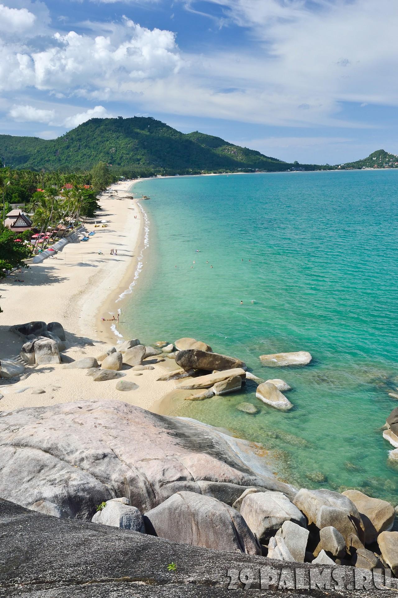 Ко самуи таиланд фото пляжи