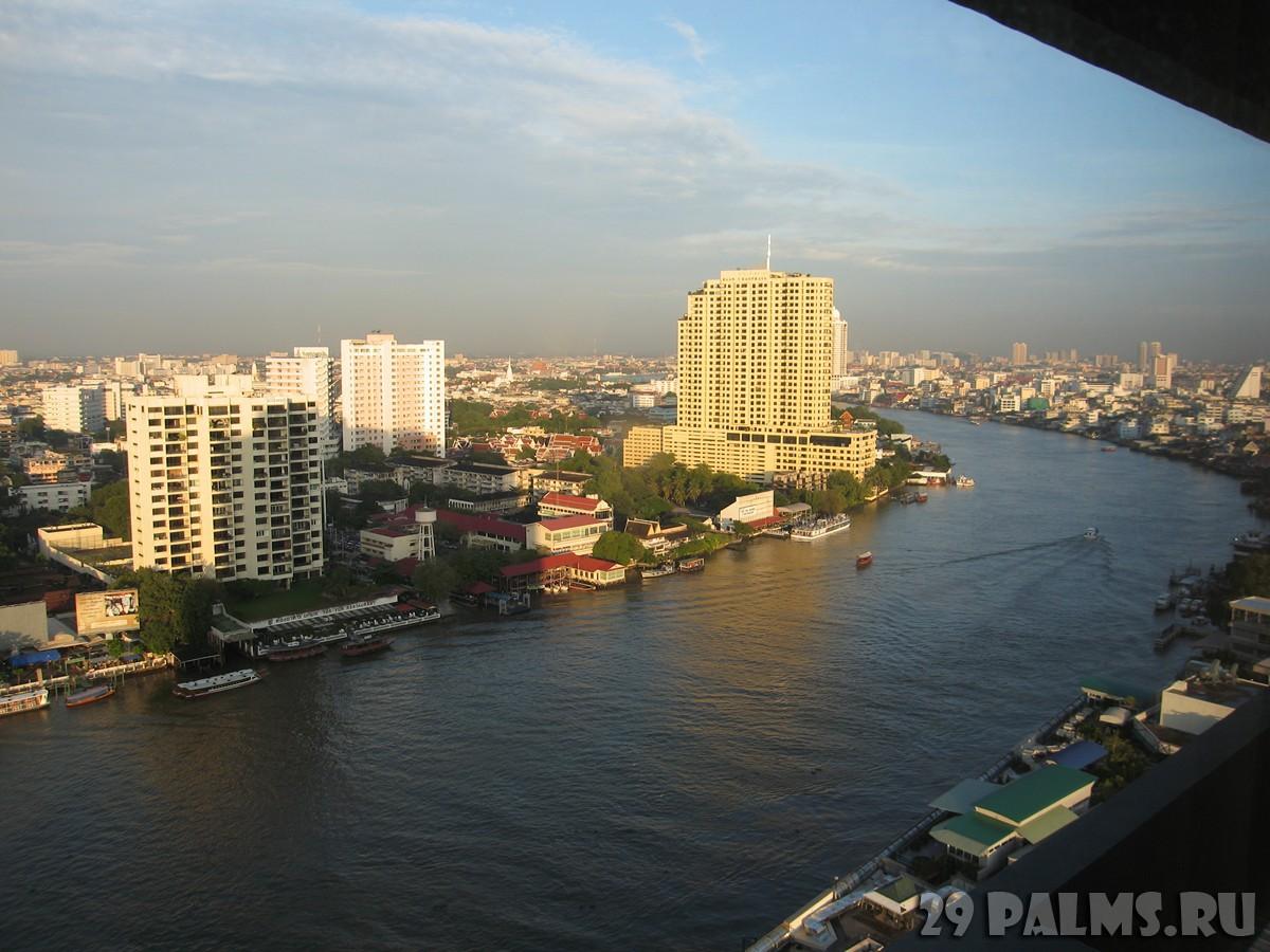 Отель sheraton в бангкоке