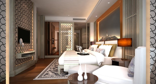 Клуб путешествий Павла Аксенова. Anantara Bangkok Riverside Resort & Spa. Two_Bedroom_Chao_Phraya_River_Suite
