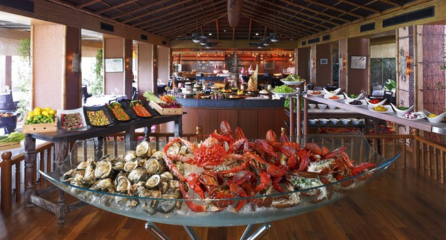 Клуб путешествий Павла Аксенова. Anantara Bangkok Riverside Resort & Spa. Trader_Vic's_Sunday_Brunch