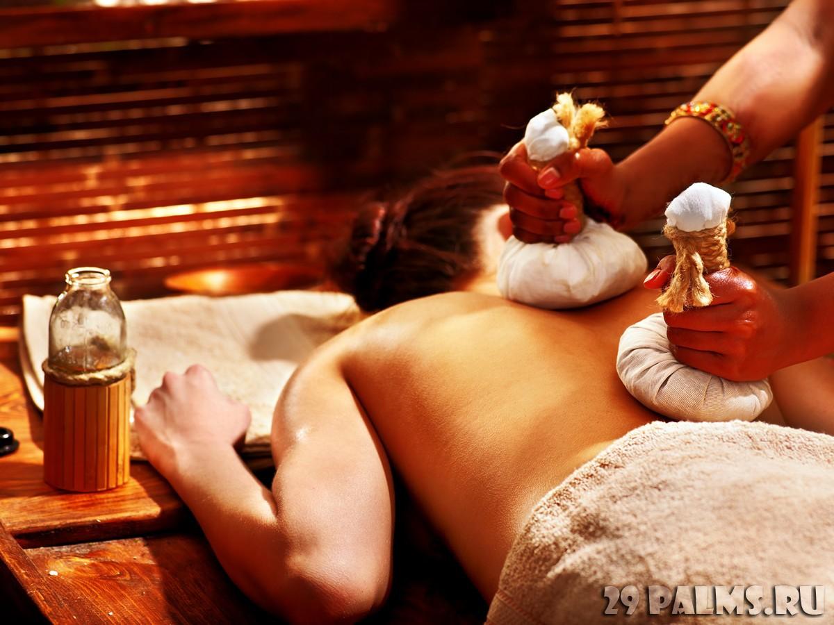 Отблагодарила за массаж 22 фотография