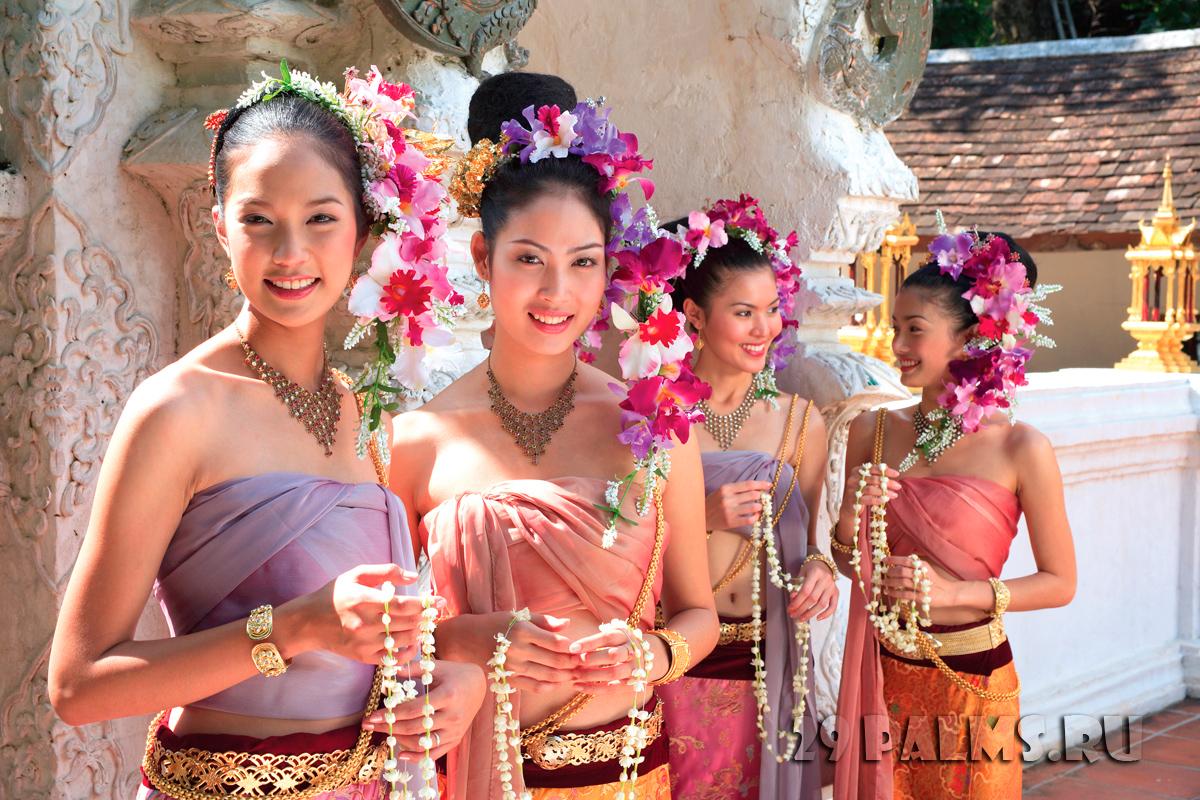 Тайки в тайланде 12 фотография