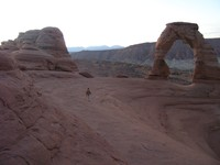 Arches National Park. Фото Евгения Голова