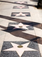 Stars Alley Hollywood. Фото Tomasz Zajda - Depositphotos