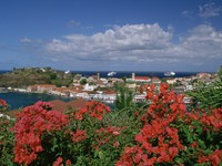 Блог Павла Аксенова. Карибы. Гренада. Caribbean, Grenada, St. Georges, view, Carenage, harbor. Фото Philip H. Coblentz - Depositphotos