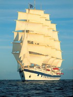 Блог Павла Аксенова. Карибы. Royal Clipper