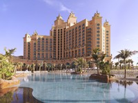 Блог Павла Аксенова. ОАЭ. Дубай. Jumeirah the Palm. Atlantis the Palm