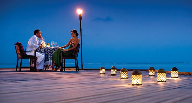 Мальдивы. Four Seasons Resort Maldives at Kuda Huraa
