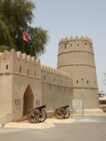 Клуб путешествий Павла Аксенова. ОАЭ. Эмират Абу-Даби. Sultan bin Zayed Fort in Al Ain, Emirate of Abu Dhabi, United Arab Emirates, Philip Lange-shutterstock