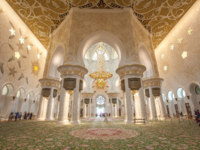 Клуб путешествий Павла Аксенова. ОАЭ. Абу-Даби. Мечеть шейха Зайда. Sheikh Zayed Mosque. Фото bluebe - Depositphotos