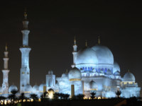 Клуб путешествий Павла Аксенова. ОАЭ. Абу-Даби. Мечеть шейха Зайда. Sheikh Zayed Mosque. Фото Philip Lange - Depositphotos