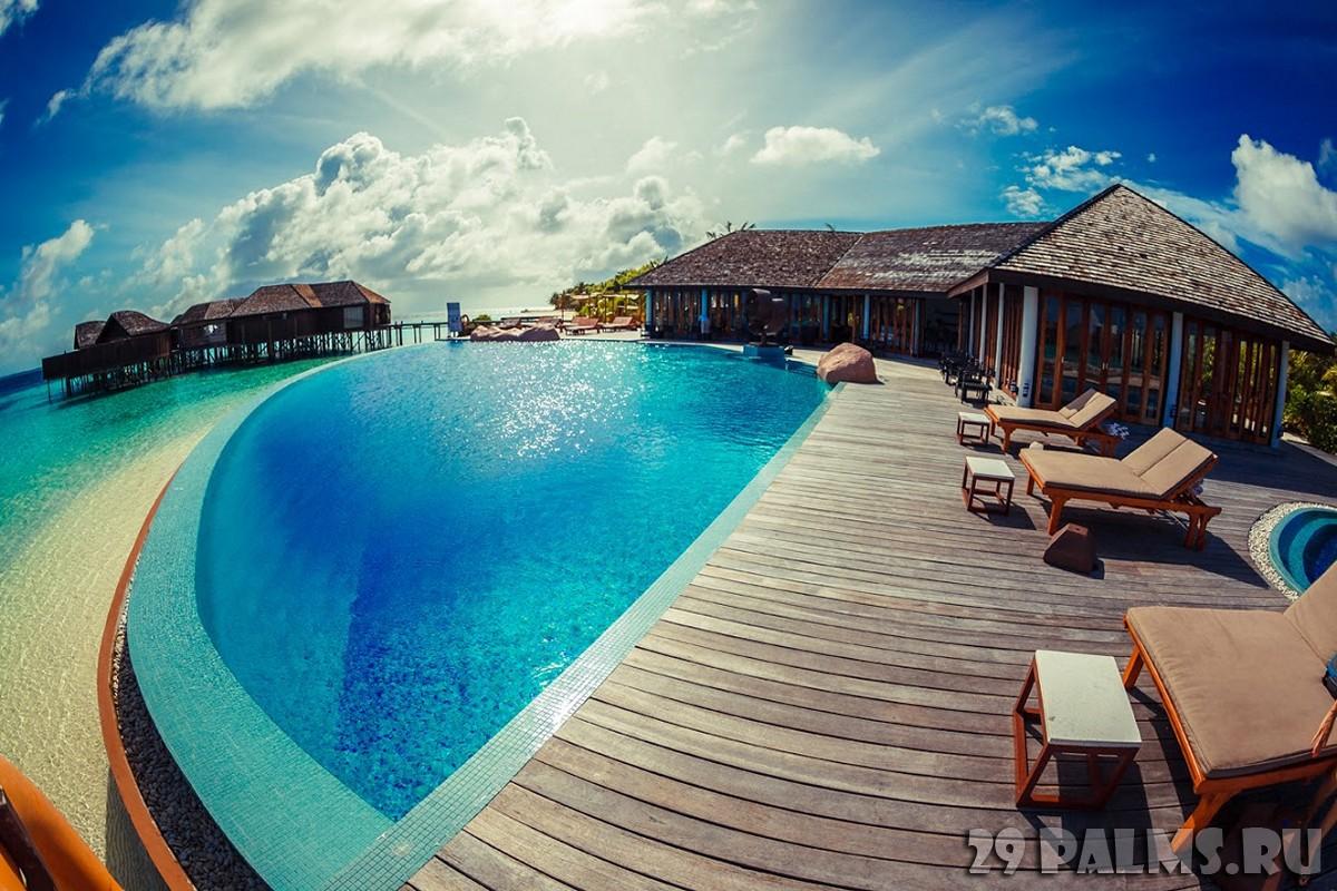Клуб путешествий Павла Аксенова Мальдивы Lily Beach Resort And Spa