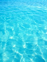 Caribbean turquoise water beach reflection aqua. Фото TONO BALAGUER SL - Depositphotos
