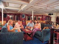 Royal Clipper. Lounge