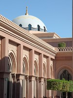 ОАЭ. Абу-Даби. The Emirates Palace in Abu Dhabi, UAE. Фото Philip Lange - Depositphotos