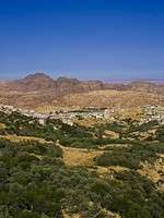 Иордания. Jordan. Farming village near Petra. Фото Zaid Saadallah - Depositphotos