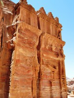 Иордания. Jordan. The ancient city of Petra, Jordan. Фото Valeriy123 - Depositphotos