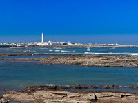 Марокко. Касабланка. Casablanca beach. Фото Ionut David - Depositphotos