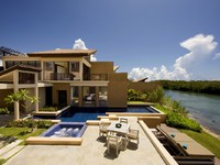 Мексика. Ривьера Майя - Маякоба. Banyan Tree Mayakoba. 2 Bedroom Pool Villa Swimming Pool